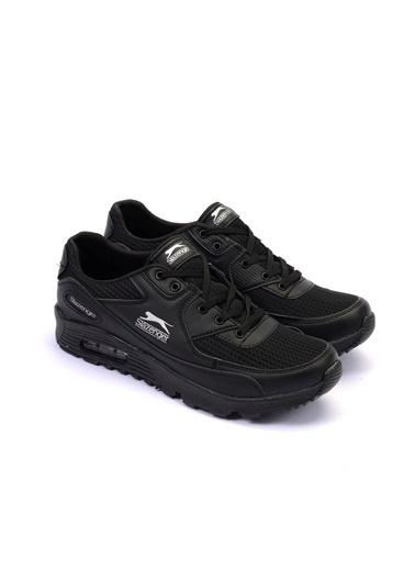 Slazenger Slazenger ARTAN Koşu & Yürüyüş Erkek Ayakkabı  Siyah